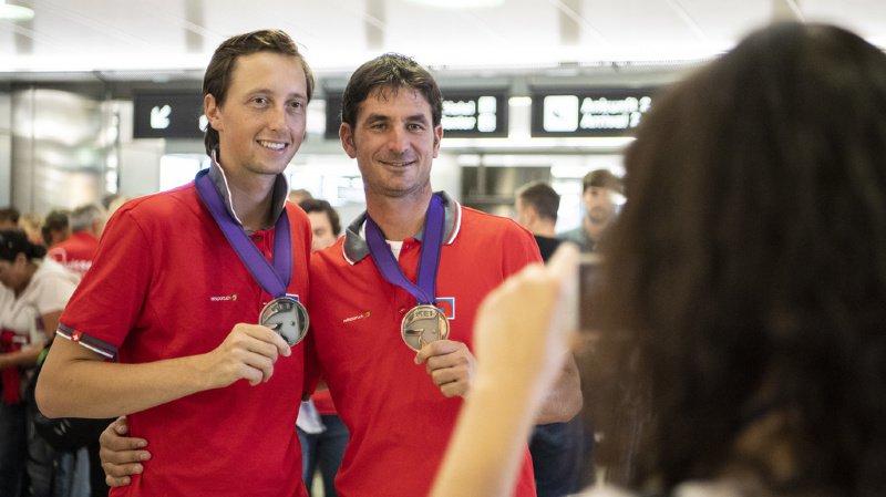Hippisme: Steve Guerdat, 1er, et Martin Fuchs, 2e, en tête du classement mondial de saut