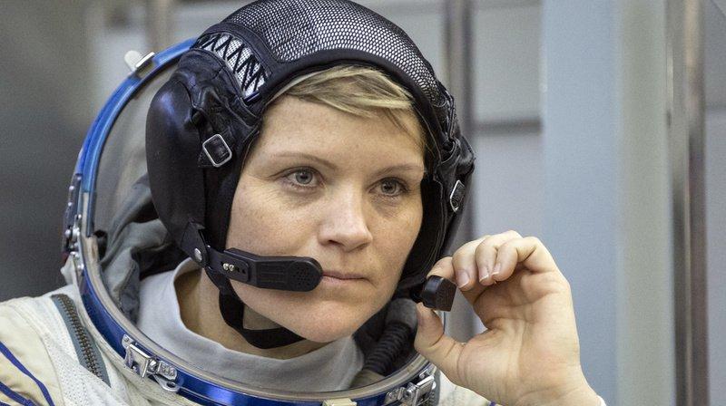 Anne McClain se trouvait dans la station spatiale internationale (ISS) pour une mission de six mois au moment des faits.