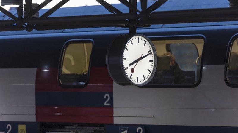 Justice: condamné définitivement à cinq ans et demi de prison pour avoir poussé une femme sous un train