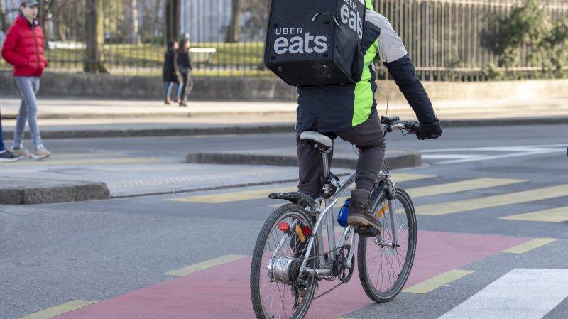 Uber Eats débarque à Nyon et Morges