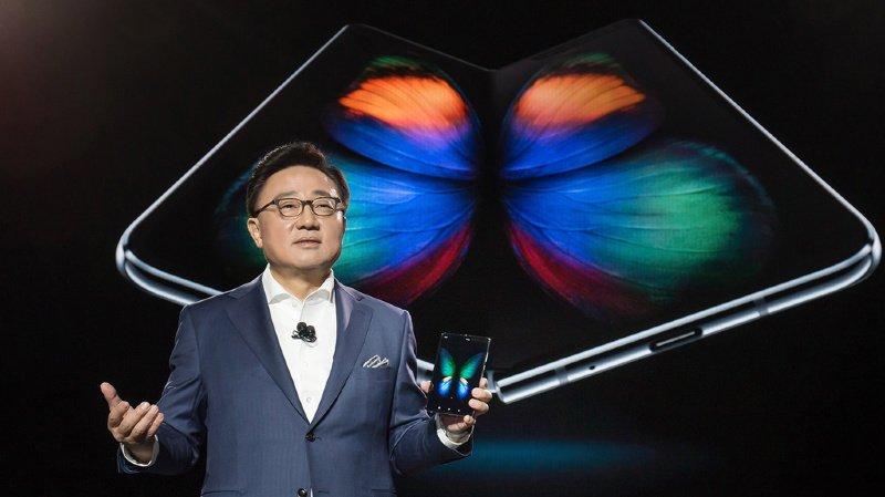 Le premier fabricant mondial de smartphones a mis près de huit ans à développer son Galaxy Fold.