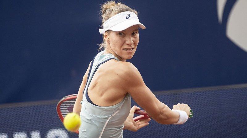 Tennis – Tournoi WTA à Guangzhou: la Zurichoise ViktorijaGolubicà nouveau en quarts de finale
