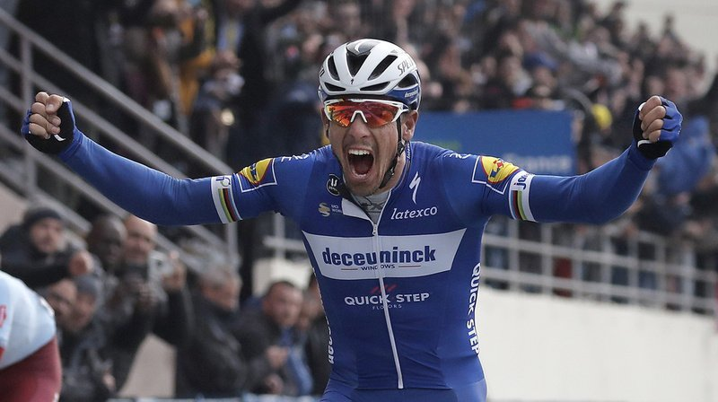 Cyclisme – Tour d'Espagne: le Belge Philippe Gilbert remporte la 12e étape de la Vuelta à Bilbao