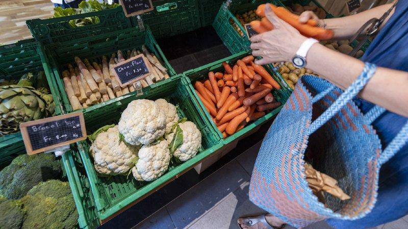 Les végétaliens en Suisse mettent en avant des raisons éthiques, mais aussi la volonté de manger sainement.