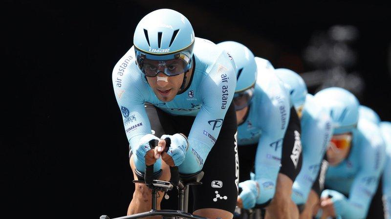 Cyclisme – Tour d'Espagne: le Colombien Miguel Angel Lopez premier leader