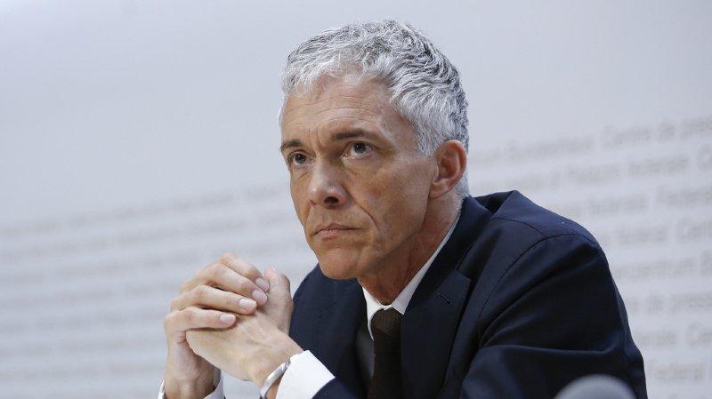 Ministère public de la Confédération: la commission de justice recommande de ne pas réélire le procureur Michael Lauber