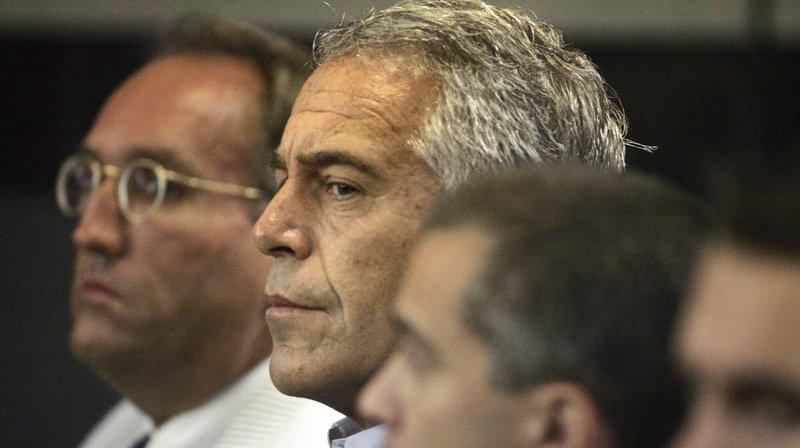 Affaire Epstein: le directeur des prisons américaines remplacé