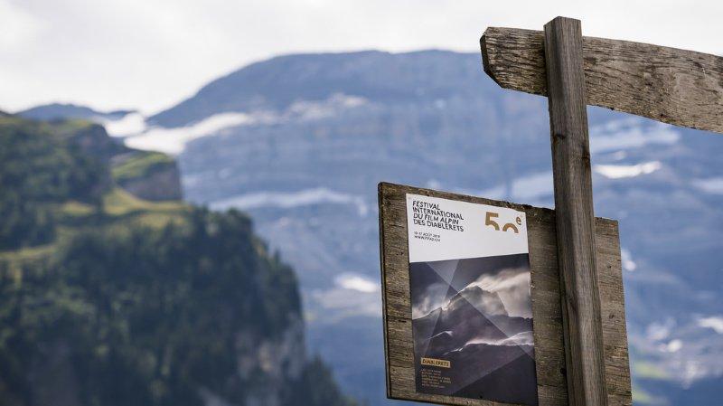 Le FIFAD a attiré 13'500 amateurs de films de montagne aux Diablerets.