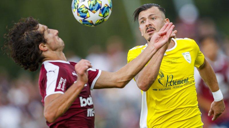 Football – Coupe de Suisse: les favoris se qualifient aisément