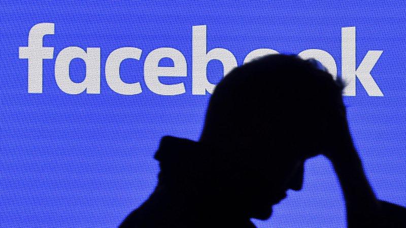 Le fichier qui contenait les centaines de millions de numéros de téléphone associées à des comptes Facebook n'était pas protégé par un mot de passe. (Illustration)