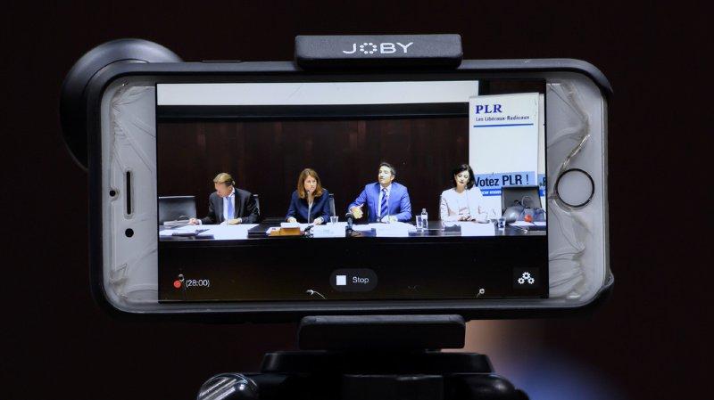 Fédérales 2019: le PLR veut anticiper l'avenir économique