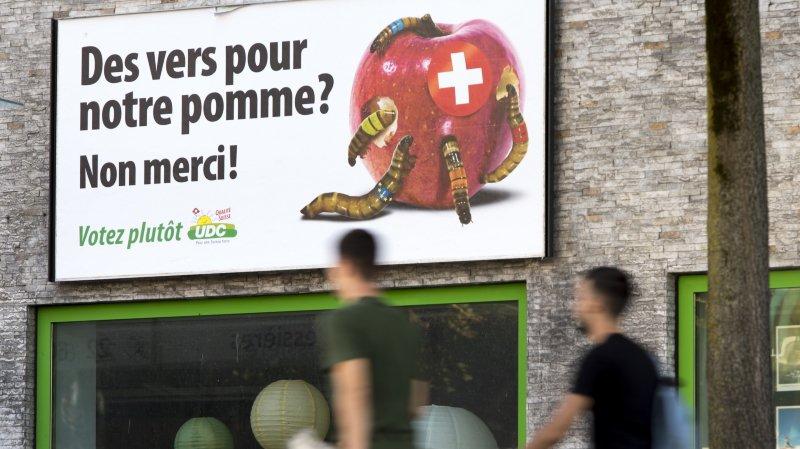 L'UDC a lancé sa campagne vaudoise pour les Fédérales ce mercredi à Lausanne.