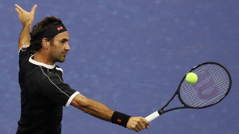Tennis – US Open: Federer et Wawrinka en lice mercredi après-midi