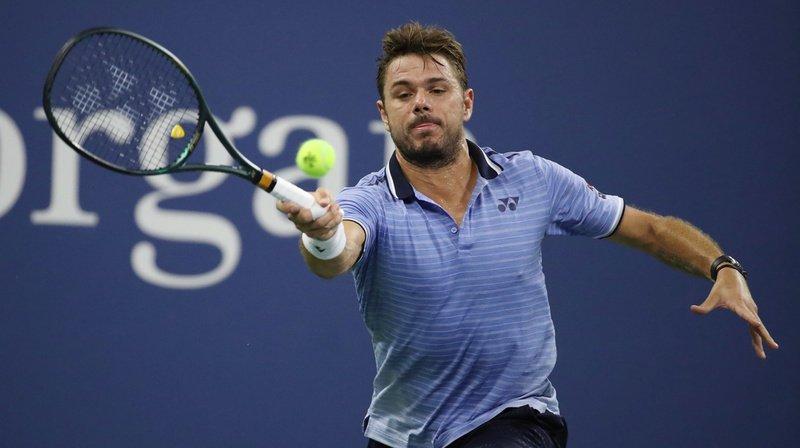 Tennis – US Open: Stan Wawrinka s'impose face au Français Jérémy Chardy et se qualifie pour le 3e tour