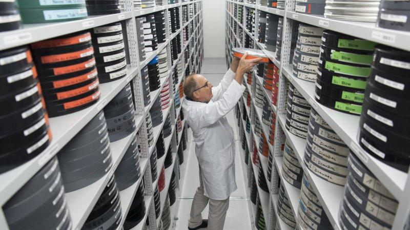 Penthaz: la Cinémathèque suisse dévoile son nouveau centre d'archives