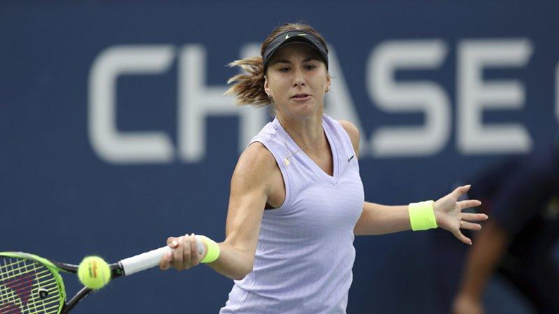 Tennis – US Open: Belinda Bencic vient à bout de la Française Alizé Cornet et se qualifie pour les seizièmes de finale