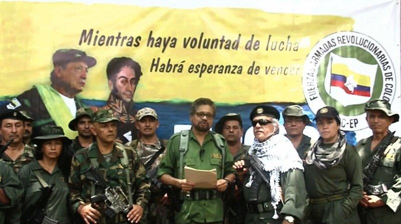 Ivan Marquez, l'ex-numéro deux des FARC, s'est exprimé dans une vidéo de 32 minutes.