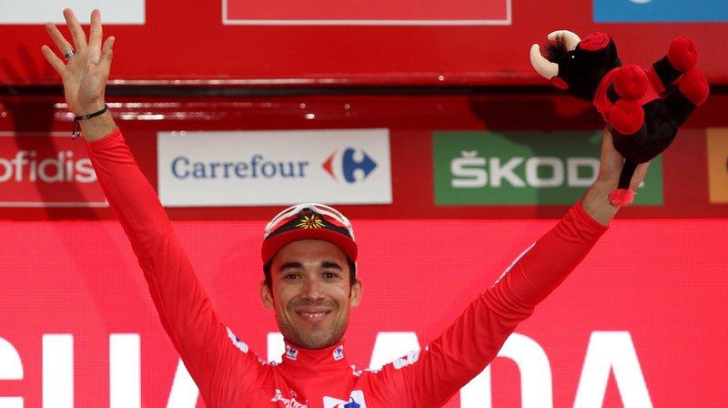 Nicolas Edet a dépossédé Miguel Angel Lopez du maillot rouge.