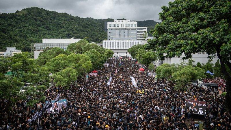 Hong Kong: la loi d'extradition va être retirée par la gouverneur, victoire importante pour les manifestants