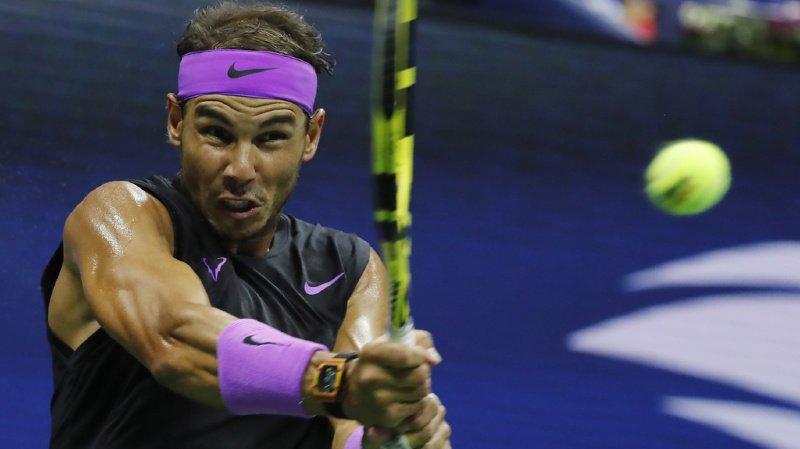 Tennis - US Open: Rafael Nadal passe en demi-finales