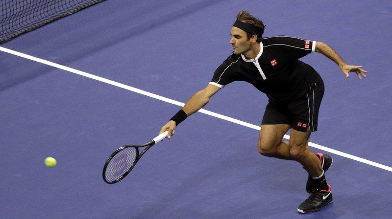 Tennis – US Open: Roger Federer éliminé en quarts de finale par Grigor Dimitrov