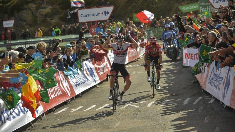 Sam Bennett remporte la 14e étape du Tour d'Espagne — Cyclisme
