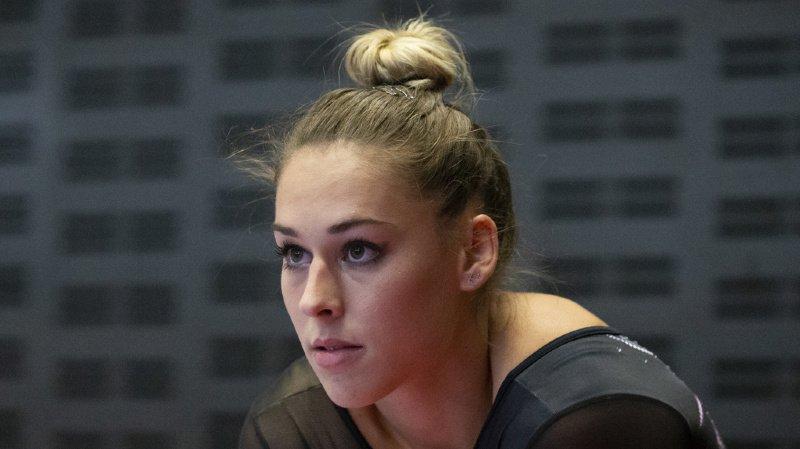 Giulia Steingruber s'est imposée avec plus de 3 points d'avance sur sa dauphine Stefanie Siegenthaler.