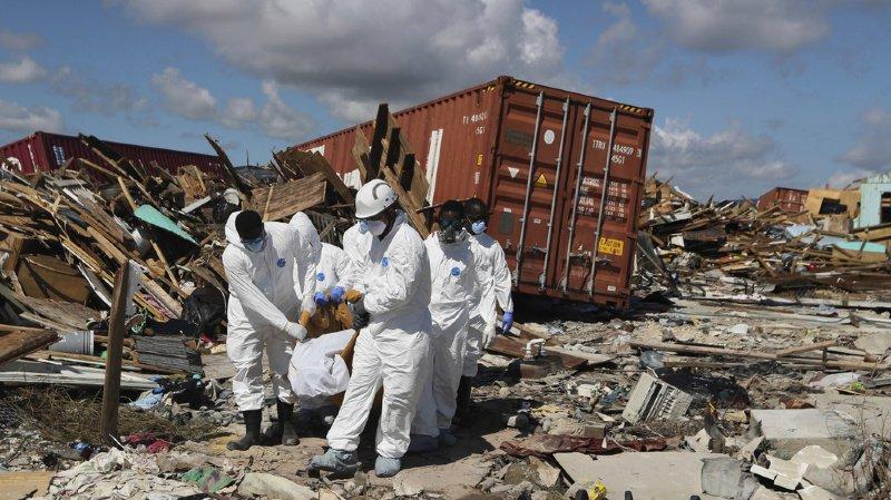 Ouragan Dorian: 2500 personnes toujours portées disparues aux Bahamas