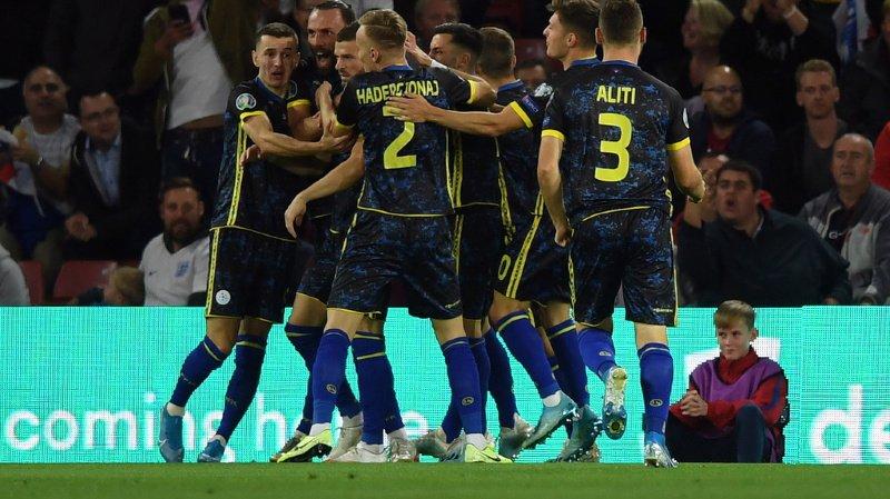 Football - Euro 2020: le Kosovo marque 3 buts en Angleterre mais s'incline, quadruplé de Ronaldo