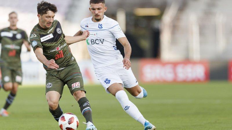 Football - Coupe suisse: Lausanne élimine Lugano sans lui laisser de chance