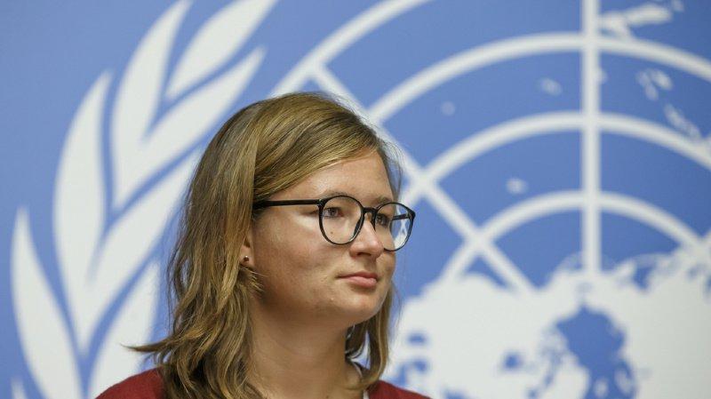 Climat: la Thunberg suisse à New York pour imposer les jeunes dans le débat
