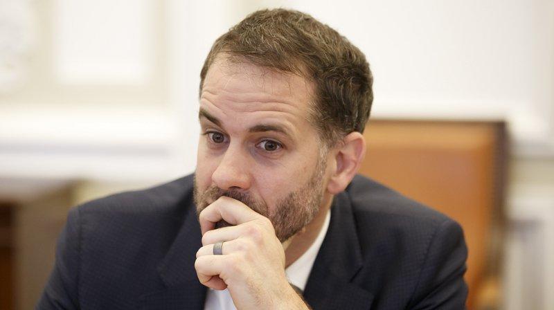 """C'est la chronique d'un déficit annoncé"""", a dit Antonio Hodgers, president du Conseil d'Etat genevois."""