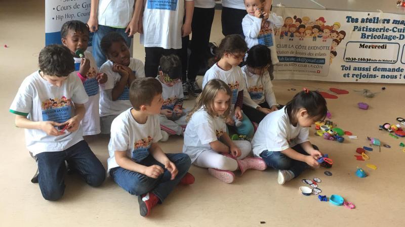 Activy Kids pour grands et petits!