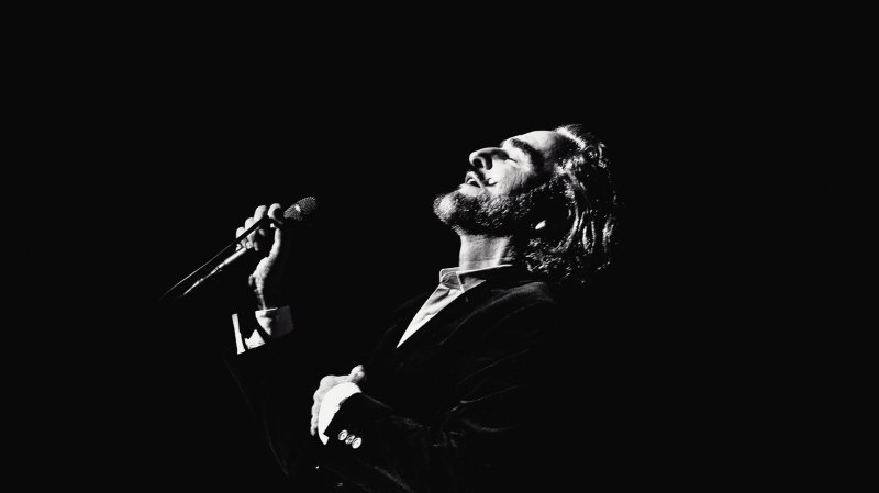 Stephan Eicher - Homeless Songs Tour
