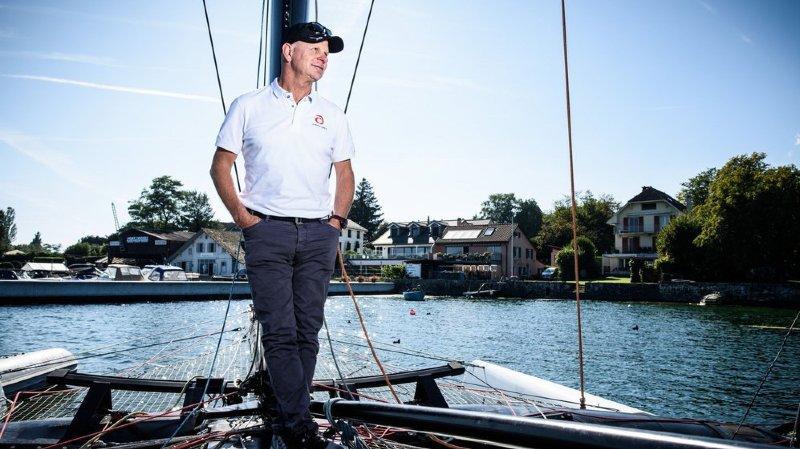 Pierre-Yves Jorand, l'amateur de vitesse a le vent en poupe