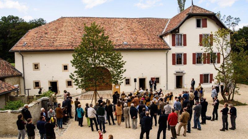 Lever de rideau pour la ferme-château du Bois de Chênes