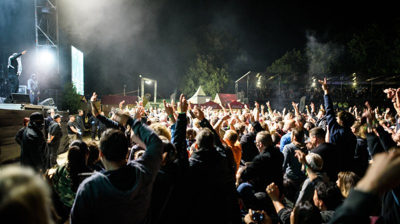 Le Venoge a attiré 30 000 personnes.