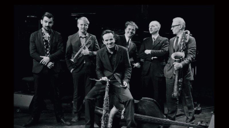 Jazz and Co - Drew Davies plays Louis Jordan Sextet