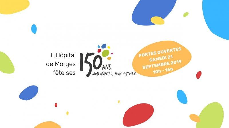 150 ans de l'Hôpital de Morges : portes ouvertes