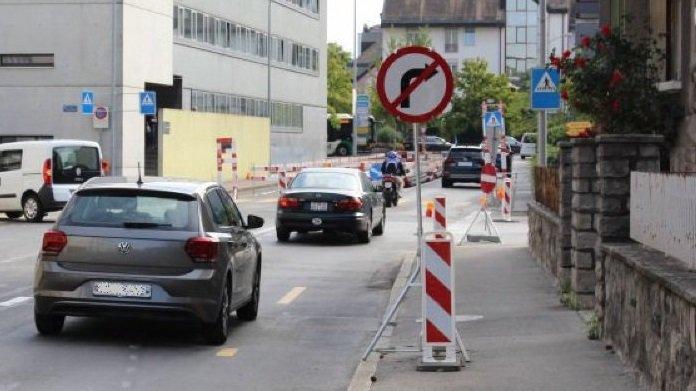 Les travaux modifient l'accès à certaines rues (photo d'illustration).
