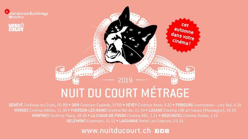 Nuit du Court Métrage - Morges