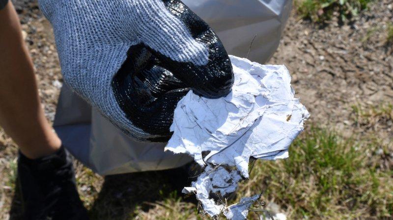 Les volontaires sont bienvenus pour ramasser les déchets (photo d'illustration).