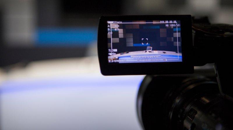 La télévision régionale La Télé a un nouveau rédacteur en chef (photo d'illustration).