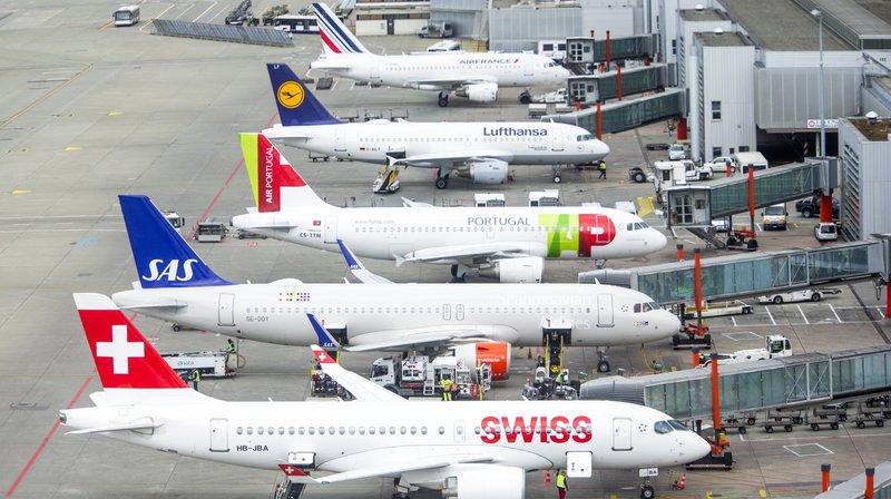 Aéroport de Genève: mesures antibruit mises à l'enquête