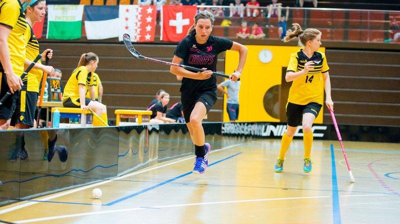 Coupe suisse: les Chiefs Apples n'ont pas pu renverser les tenantes du titre