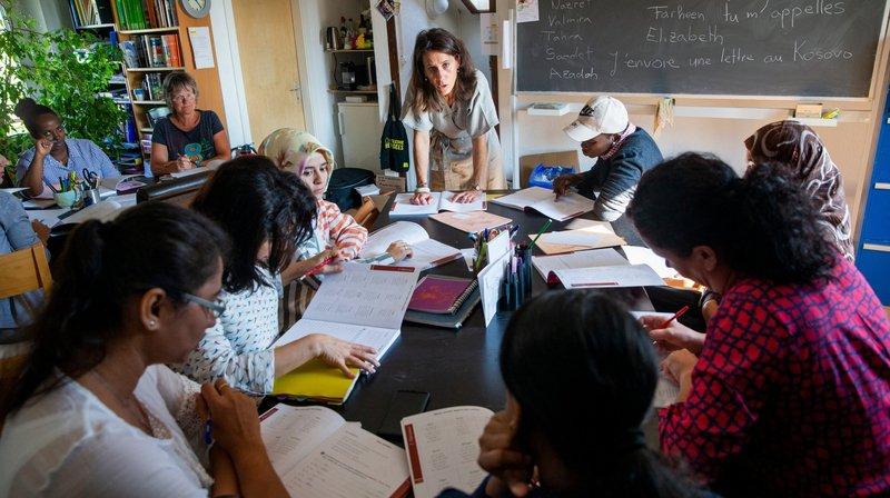 A Nyon, les femmes migrantes ont un lieu pour mieux s'intégrer