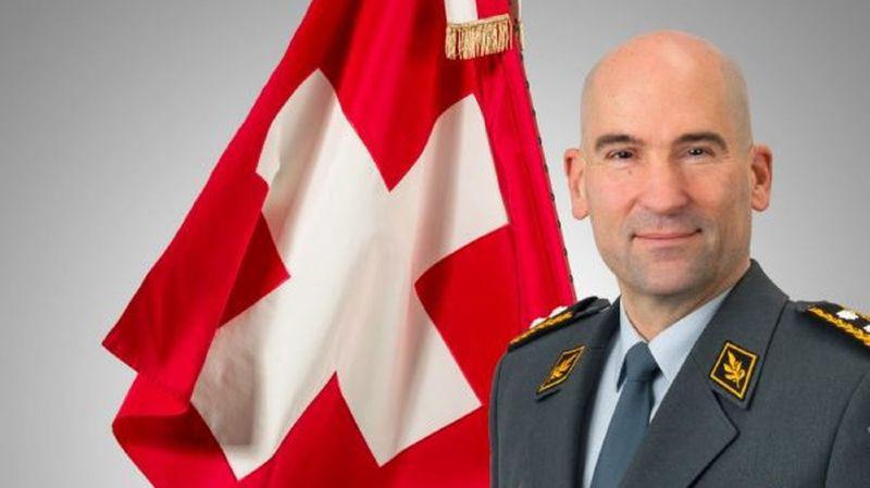 Thomas Süssli est le nouveau chef de l'armée suisse.