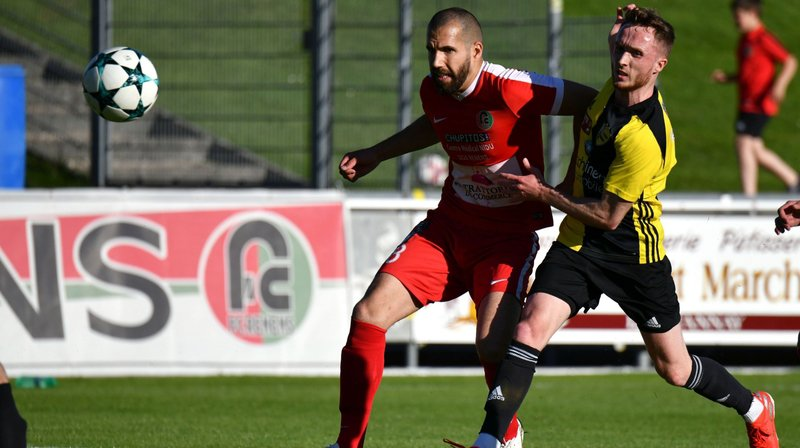"""Adam Wiedermeier et la """"deux"""" du Stade affronteront Pully en Coupe vaudoise."""