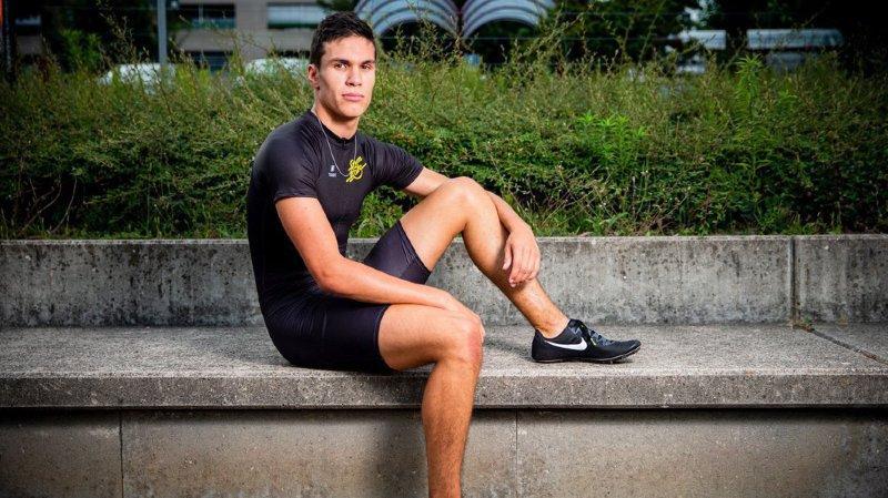 Médaillé puis blessé, Maxime Baudraz a vécu un week-end contrasté