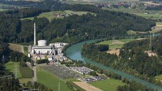 Nucléaire: dans 3 mois exactement, la centrale de Mühleberg sera définitivement hors service
